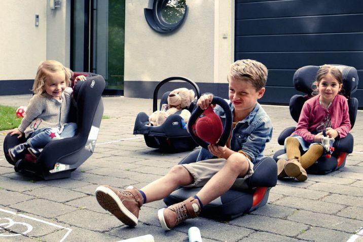 Audi Kindersitze